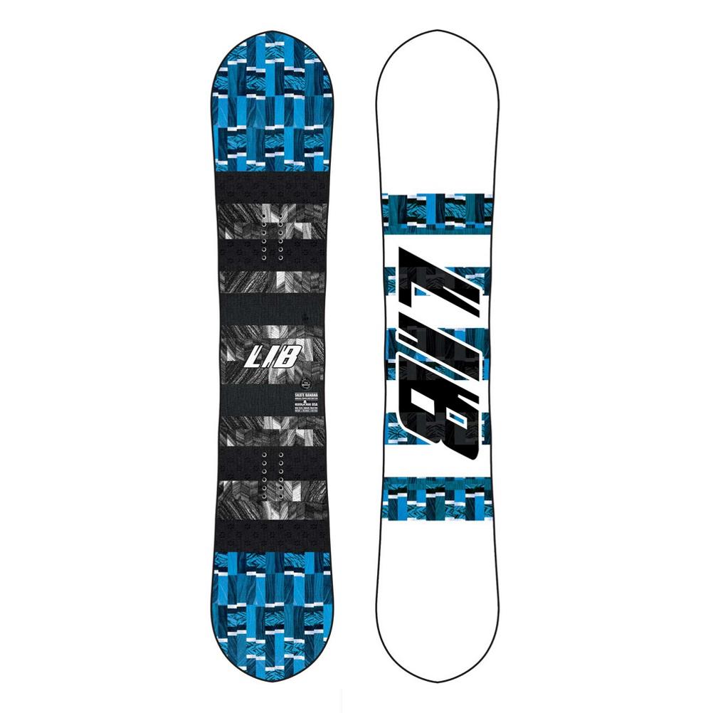Lib Tech Skate Banana BTX Snowboard 2020 im test