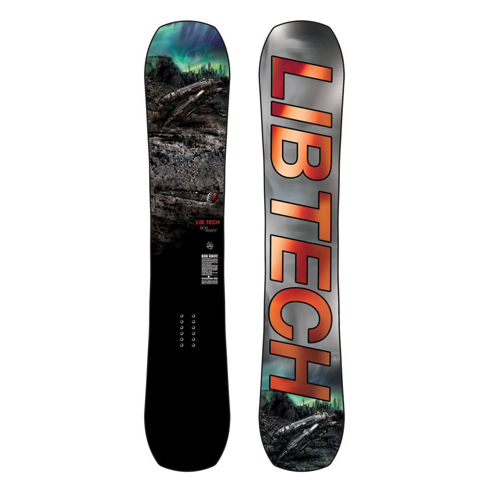 Lib Tech Box Knife C3 Wide Snowboard