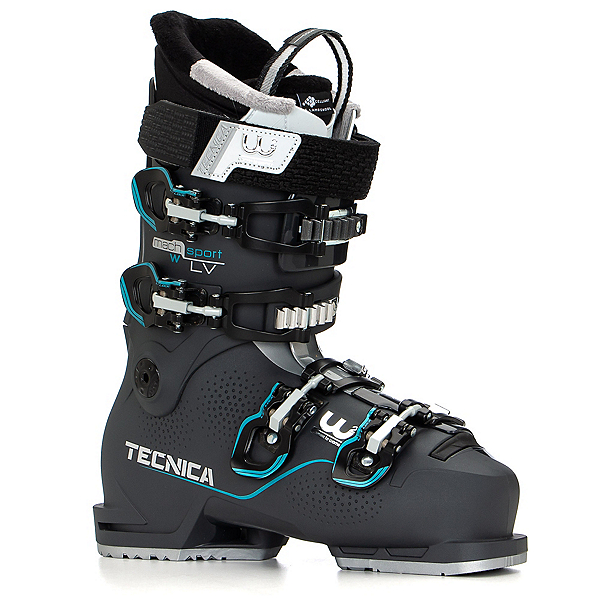 Tecnica Mach Sport 75 LV Womens Ski Boots 2020, , 600