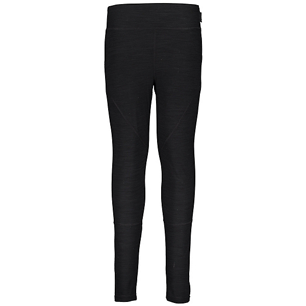 Obermeyer Courtnay Legging Girls Long Underwear Bottom, Black, 600