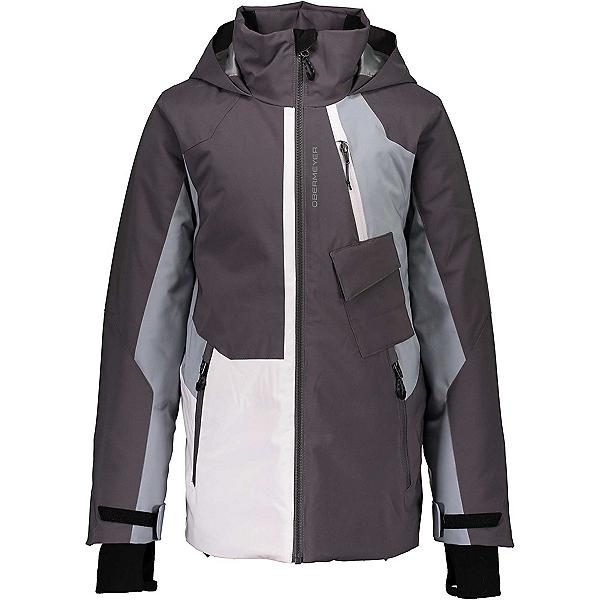 Obermeyer Axel Boys Ski Jacket 2020, Gun Powder, 600