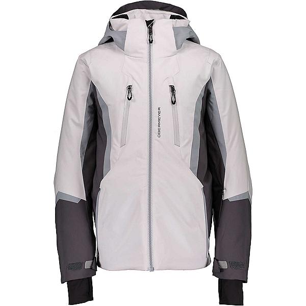 Obermeyer Mach 10 Boys Ski Jacket, Fog, 600