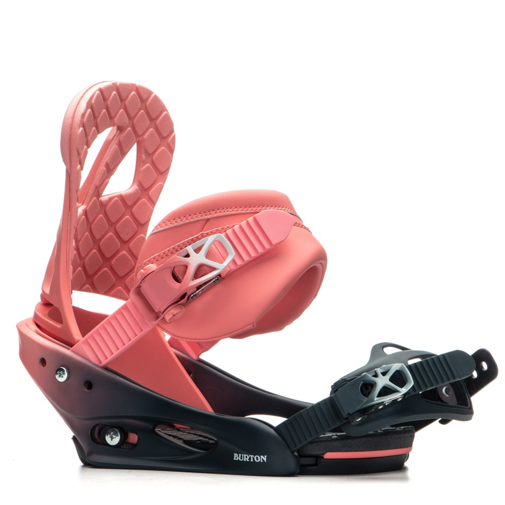 Burton Stiletto Womens Snowboard Bindings 2020 im test
