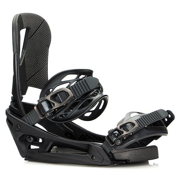 Burton Cartel EST Snowboard Bindings 2020, Black, 600