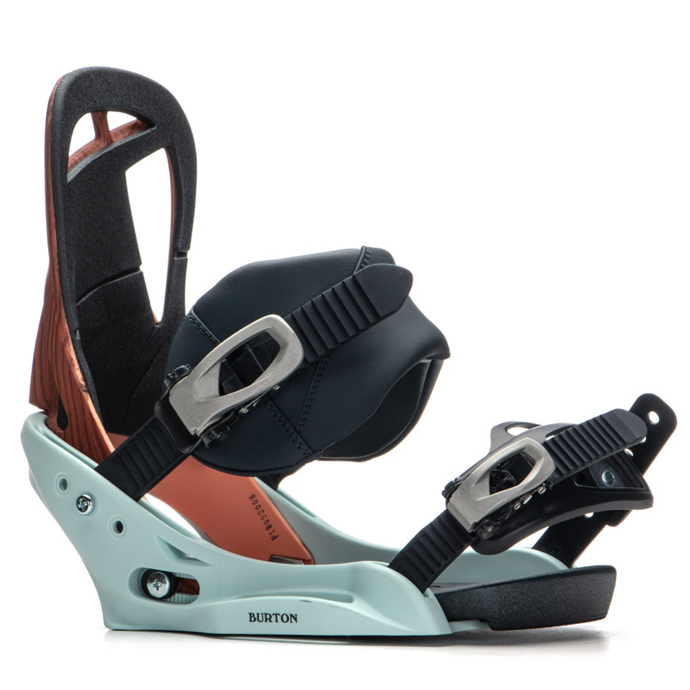 Burton Scribe EST Womens Snowboard Bindings 2020 im test
