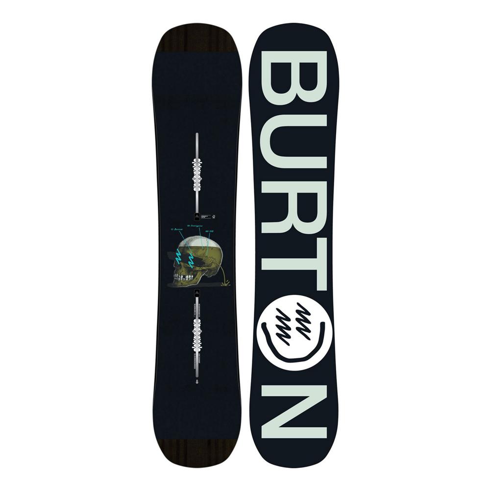 Burton Instigator Snowboard 2020 im test
