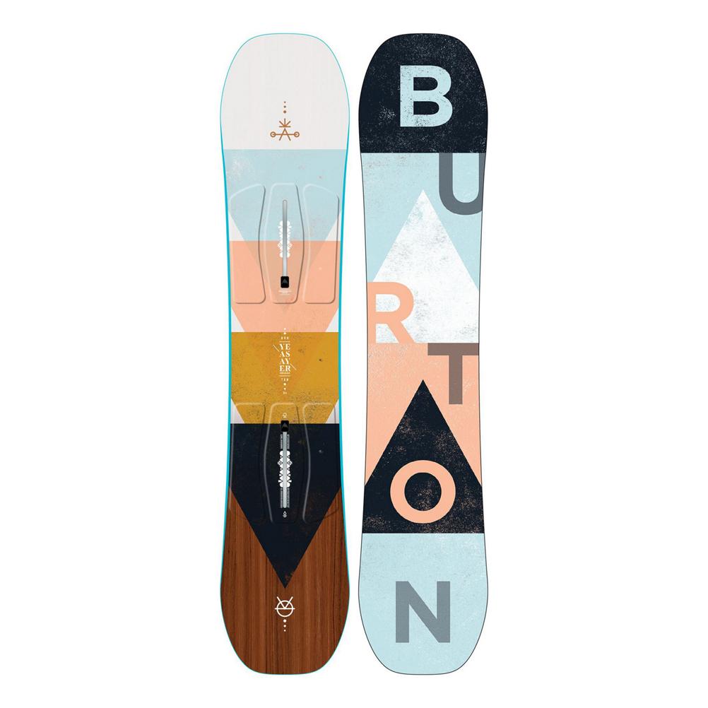 Burton Yeasayer Smalls Girls Snowboard 2020 im test