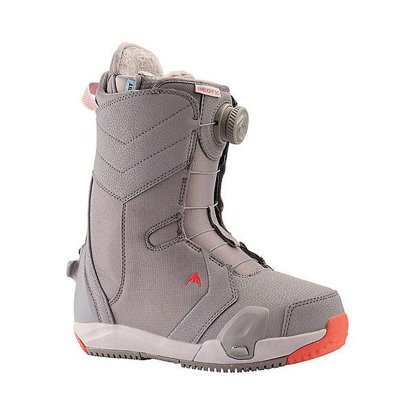 Burton  Womens Snowboard Boots, Lilac Gray, 600