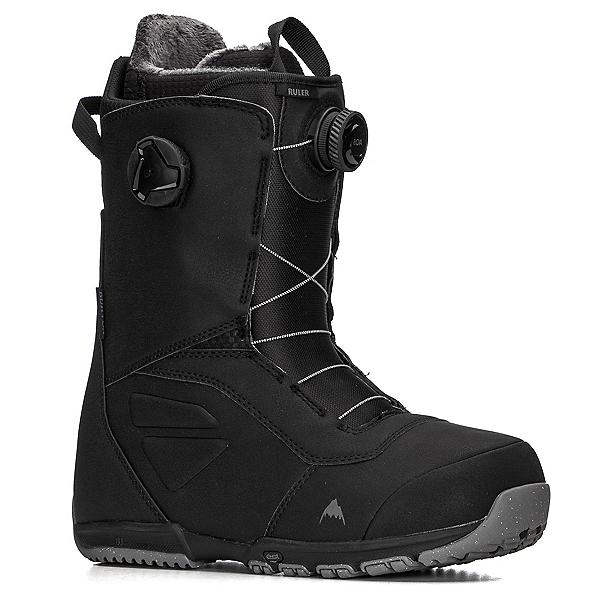 Burton Ruler Boa Snowboard Boots, Black, 600