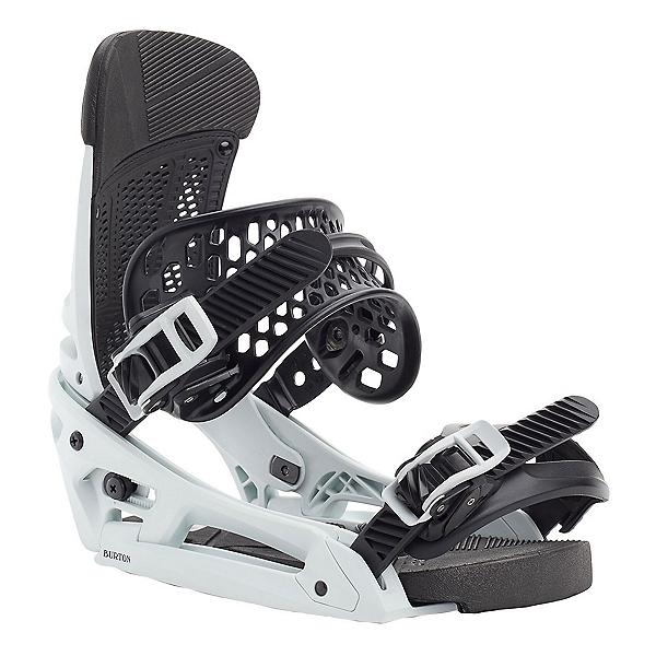 Burton Malavita EST Snowboard Bindings, Frost, 600