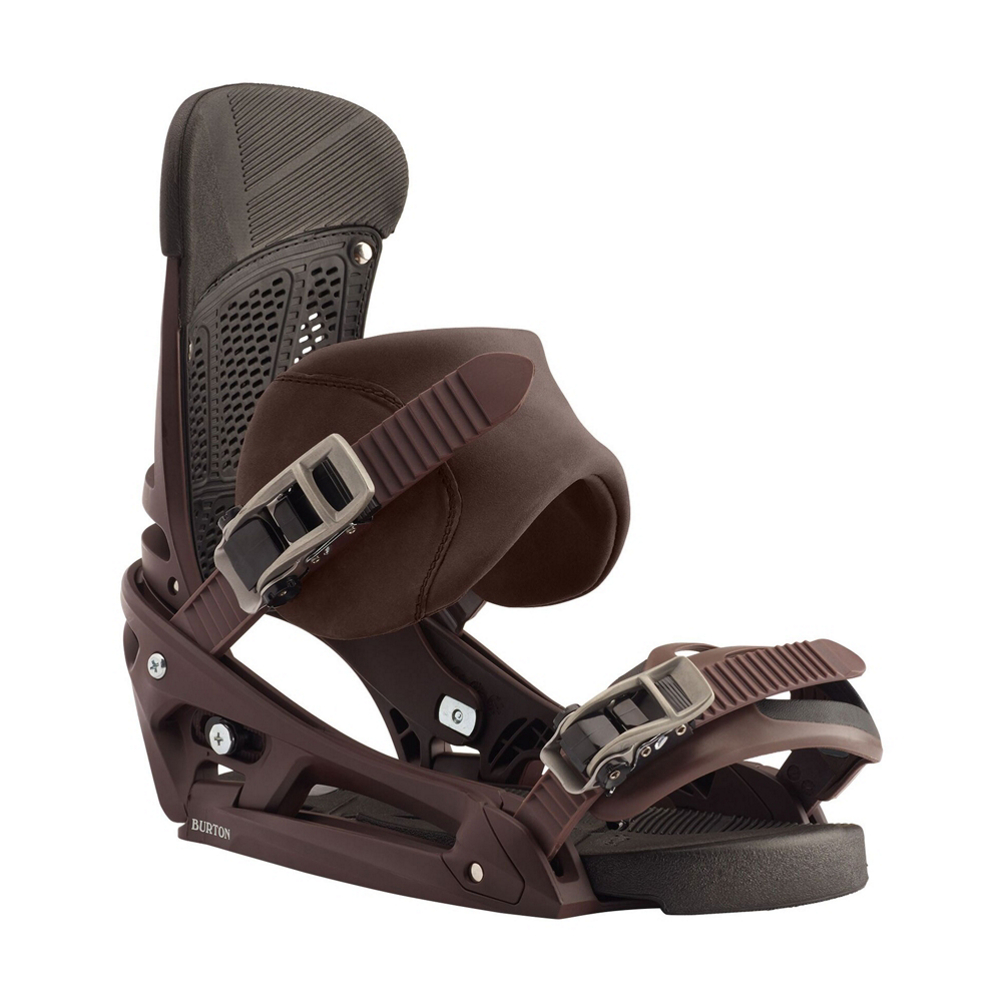 Burton Malavita Leather EST Snowboard Bindings 2020 im test