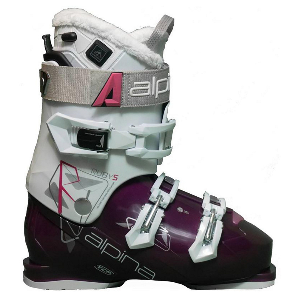 Alpina Ruby 5 InTemp Womens Ski Boots im test