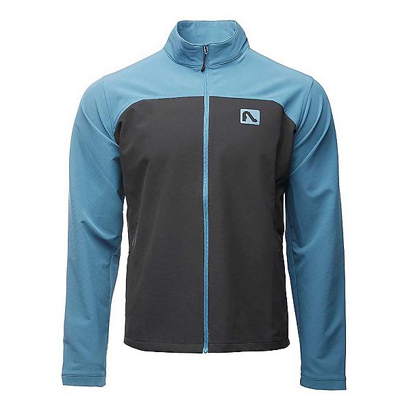 Flylow D$ Mens Soft Shell Jacket, Quail-Black, 600