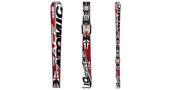 Chłodny Atomic GS 10 Race Skis SP52
