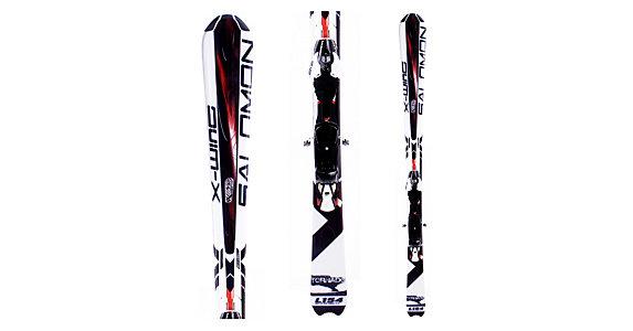 tout neuf ee4ad 93646 Salomon X-Wing Tornado Skis with Z12 TI B80 Bindings