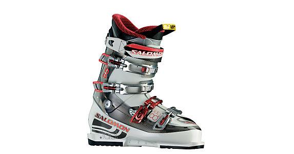 8 Ski Idol Salomon Womens Boots VMpSUz