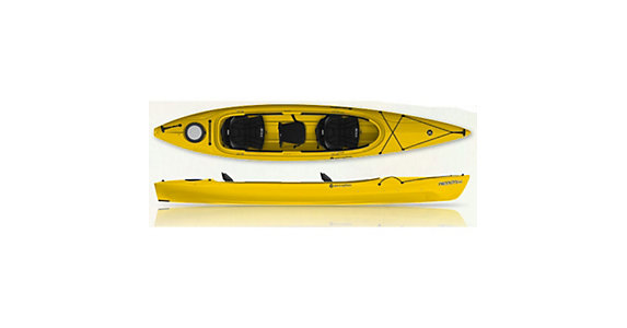 Perception Prodigy Ii 14 5 Tandem Kayak 2014