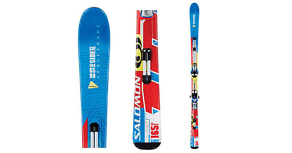 Salomon Crossmax 10 Pilot Skis with Bindings