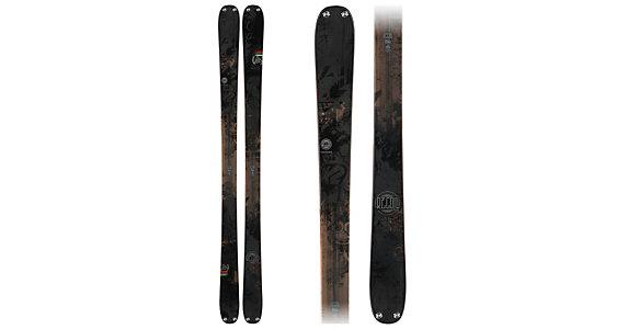 K2 Recoil Skis 2014