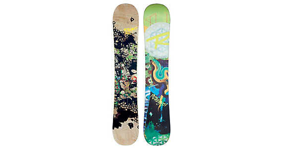 05cfb96b5aee Rossignol Angus AmpTek Snowboard