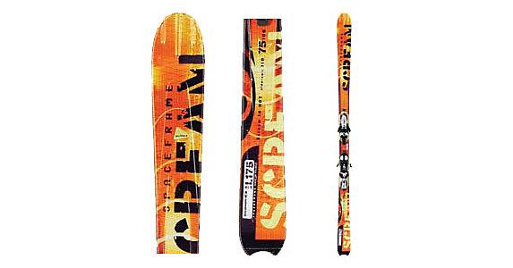 e9a8f6cbf7a8 Salomon Scream 10 Pilot HOT Mens Downhill Skis Skis with S912 Ti Pilot  Bindings