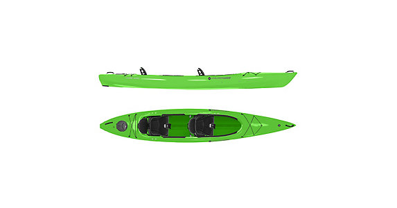 Wilderness Systems Pamlico 145t Tandem Kayak 2016