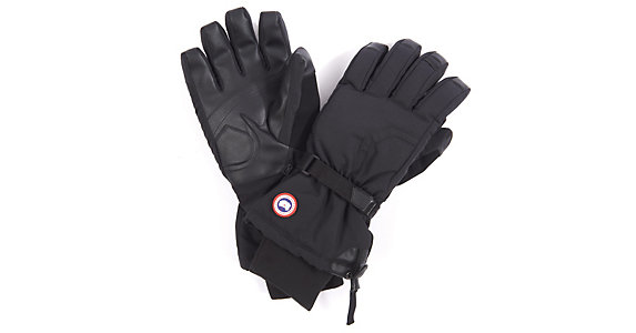 canada goose arctic down mens gloves