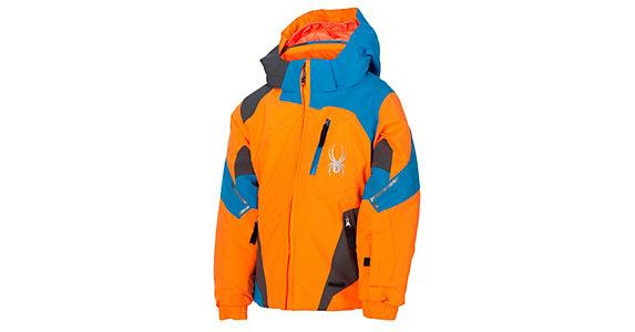 f5b0e6596 Spyder Mini Leader Toddler Ski Jacket 2016