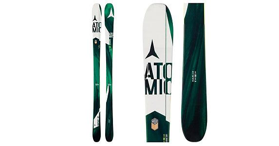 Atomic Vantage 85 173cm ski package