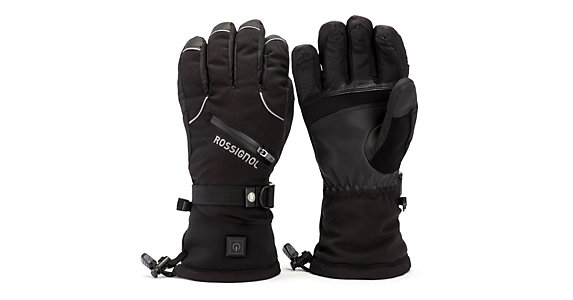 Rossignol Winters Fire Heated Gloves And Mittens 2016