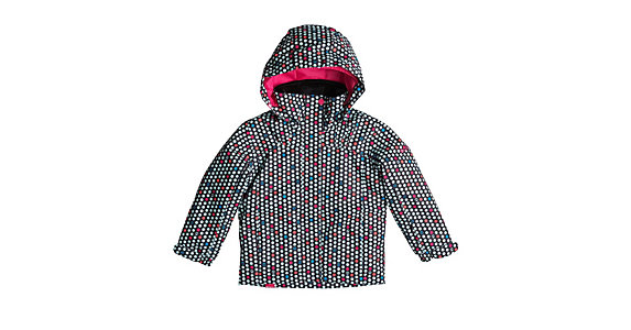 443482a37 Roxy Mini Jetty Toddler Girls Ski Jacket 2016