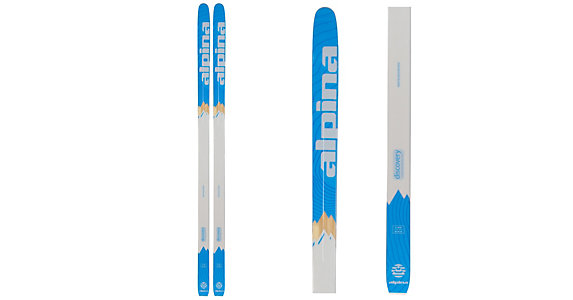 Alpina Discovery W Cross Country Skis - Alpina discovery skis