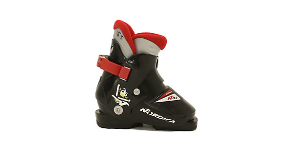 Used Nordica Super N0 1 Toddler Amp Youth Size Ski Boots Sale