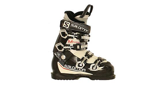 Used Salomon Mission 77 Xf Ski Boots Size Choice Sale