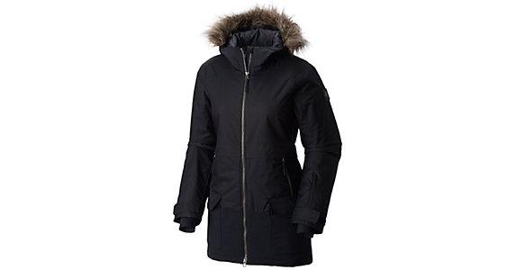 4f9fd07a7 Columbia Catacomb Crest Parka Plus w/Faux Fur Womens Insulated Ski Jacket