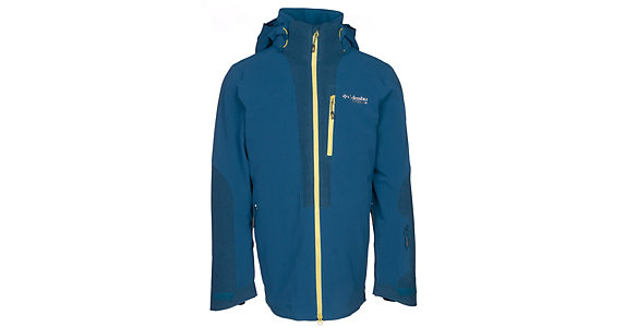 Columbia Powder Keg Down Mens Insulated Ski Jacket 2018 5bc6e2aca