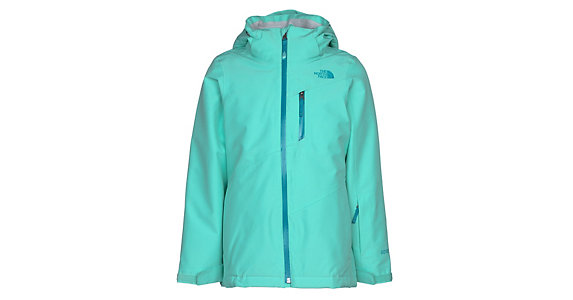 9184279f6 The North Face Fresh Tracks Triclimate Girls Ski Jacket 2018