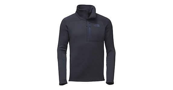 c70058a55 The North Face Flux 2 Power Stretch 1/4 Zip Mens Mid Layer (Previous Season)