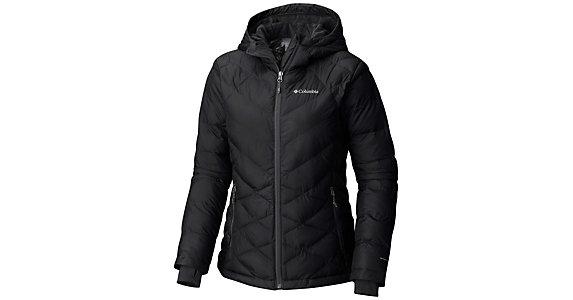 5dec39cc214 Columbia Heavenly Hooded Womens Jacket 2019