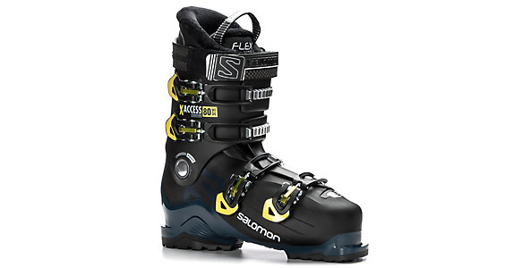 hot new products good out x lower price with Salomon X-Access 80 Wide Ski Boots