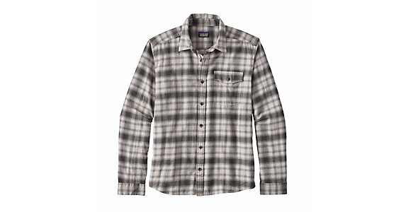 8ab4afd5815 Patagonia Long Sleeved Lightweight Fjord Flannel Shirt 2018