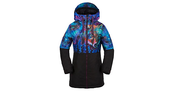 8d706a4a Volcom Act Womens Insulated Snowboard Jacket 2018