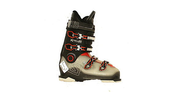 1e76bc0a Used 2018 Salomon Xpro R 80 Ski Boots US Mens Size 9.5 SALE