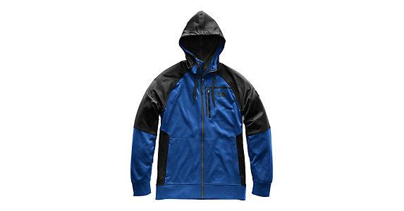 8c9e2013e The North Face Mack Ease Full Zip 2.0 Mens Hoodie