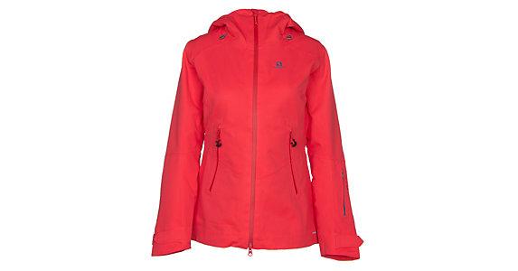 df37807157d9 Salomon QST Guard Womens Insulated Ski Jacket 2019