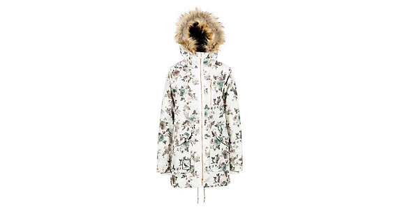 1e31cd787 L1 Premium Goods Fairbanks w/Faux Fur Womens Insulated Snowboard Jacket