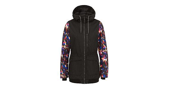 af8344ff05 O Neill Hybrid Culture Womens Insulated Snowboard Jacket 2019
