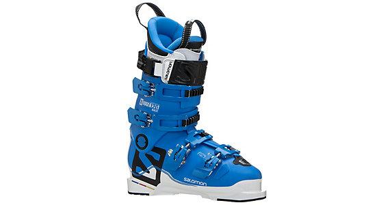 Salomon X Max Race 120 Skischuhe blau 2018