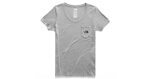 c0238118b The North Face Gradient Dreams Pocket Womens T-Shirt