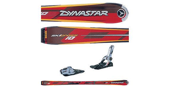 Dynastar Ski Cross 10 2004 - Ski-Review.com
